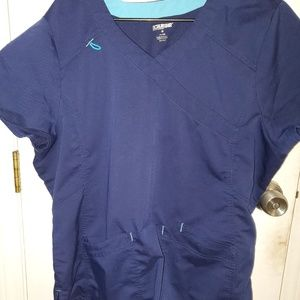 XL pant and shirt scrub set